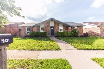 2943 Winterberry Drive, Carrollton, TX 75007 - #: 13945933