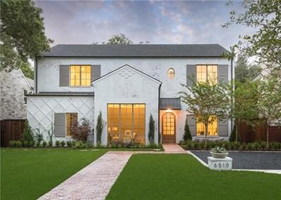 6510 Stichter Avenue, Dallas, TX 75230 - MLS#: 13945991