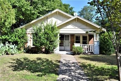 916 Panhandle Street, Denton, TX 76201 - #: 13946211