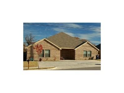 1116 Mulkey Lane, Denton, TX 76209 - #: 13946908