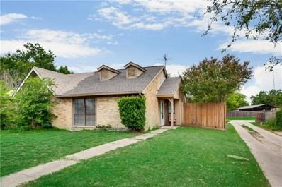 4462 Chapman Street, The Colony, TX 75056 - MLS#: 13946987