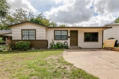 1217 W Felix Street, Fort Worth, TX 76115 - MLS#: 13947337