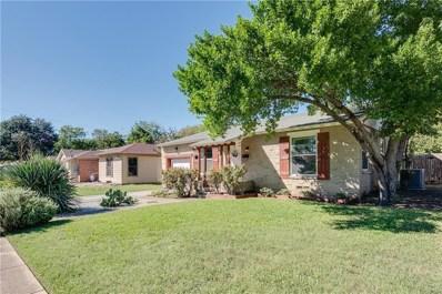 4819 Wateka Drive, Dallas, TX 75209 - MLS#: 13947364