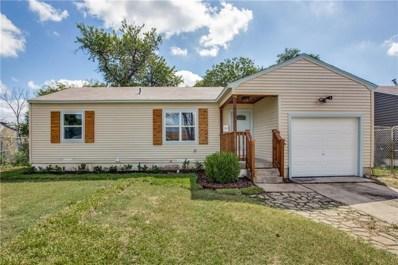 656 Wildrose Drive, Dallas, TX 75224 - MLS#: 13947392