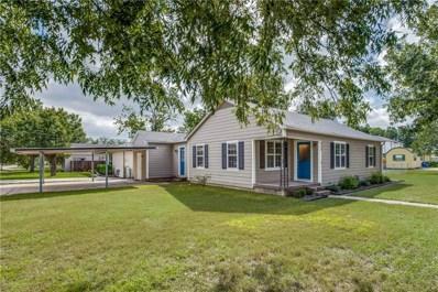 412 N 10th Street N, Sanger, TX 76266 - MLS#: 13947870