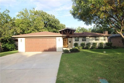 3705 Jeanette Drive, Fort Worth, TX 76109 - MLS#: 13948101