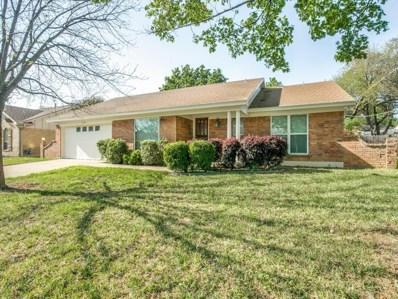 1101 Byron Lane, Arlington, TX 76012 - MLS#: 13948383
