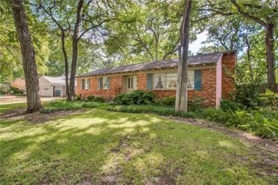 3124 Tanglewood Trail, Fort Worth, TX 76109 - MLS#: 13949086