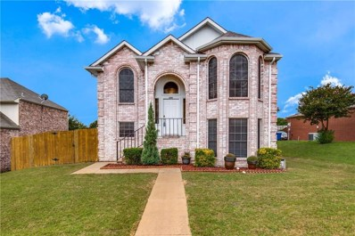 600 High Crest, McKinney, TX 75072 - MLS#: 13950539