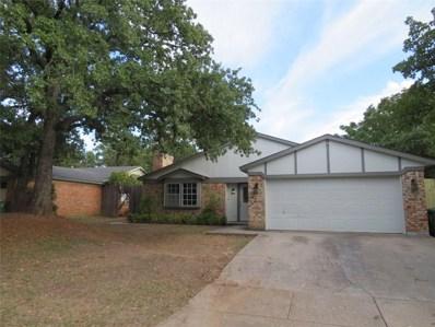 5804 Trail Crest Drive, Arlington, TX 76017 - MLS#: 13951695