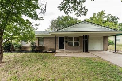 3844 Bonnie Drive, Fort Worth, TX 76116 - MLS#: 13951713