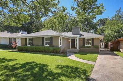 6206 Monticello Avenue, Dallas, TX 75214 - MLS#: 13952404