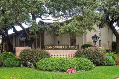 6353 Diamond Head Circle UNIT C, Dallas, TX 75225 - MLS#: 13952659