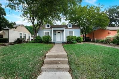 4012 Lisbon Street, Fort Worth, TX 76107 - MLS#: 13952713