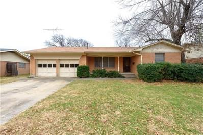 1122 Hillcrest Street, Denton, TX 76201 - #: 13953115