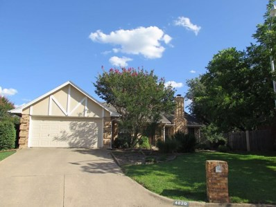 4820 Gaylewood Court, Arlington, TX 76017 - MLS#: 13953278