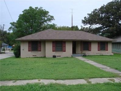 925 S Denton Street, Gainesville, TX 76240 - MLS#: 13954298