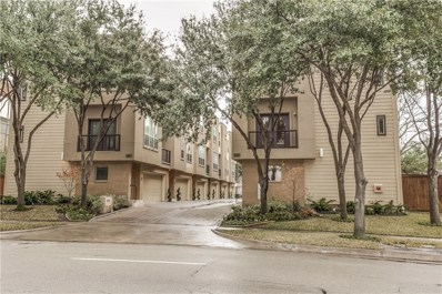 4050 McKinney Avenue UNIT 12, Dallas, TX 75204 - MLS#: 13954305