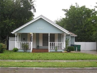 4307 Stonewall Street, Greenville, TX 75401 - MLS#: 13954365
