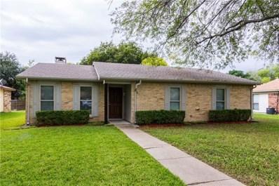 921 Navasota Drive, Garland, TX 75040 - MLS#: 13954514