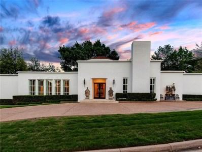 1125 Shady Oaks Lane, Westover Hills, TX 76107 - MLS#: 13954761