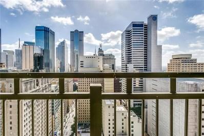 1200 Main Street UNIT 2310, Dallas, TX 75202 - MLS#: 13954807