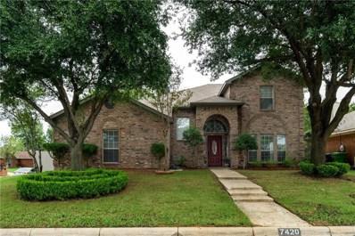 7420 Marsarie Court, Fort Worth, TX 76137 - MLS#: 13955397
