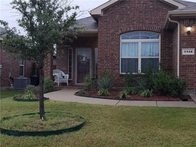 1144 Sierra Blanca Drive, Fort Worth, TX 76028 - MLS#: 13955774