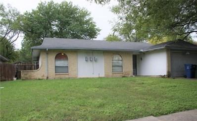 1214 Whiteoak Drive, Garland, TX 75040 - MLS#: 13955779