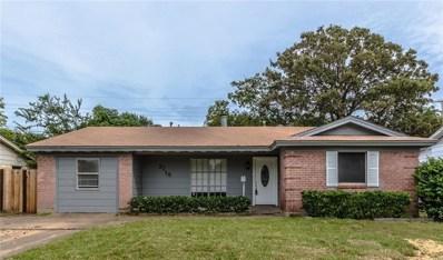2718 Stafford Street, Irving, TX 75062 - MLS#: 13955785
