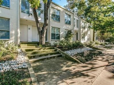 4122 Travis Street UNIT 5, Dallas, TX 75204 - MLS#: 13956459