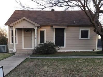 318 N Main STREET, Grapevine, TX 76051 - #: 13957472