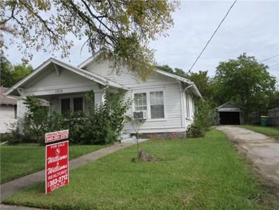 1804 N Elm Street N, Denton, TX 76201 - #: 13957956