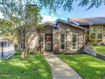 7603 Pebblestone Drive UNIT 11, Dallas, TX 75230 - MLS#: 13958002