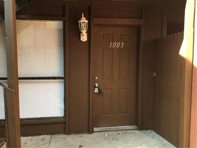 7152 Fair Oaks Avenue UNIT 1003, Dallas, TX 75231 - MLS#: 13958037