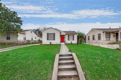 3226 Spurlock Street, Dallas, TX 75223 - MLS#: 13958073