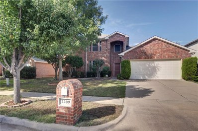 2209 Green Creek Drive, Arlington, TX 76001 - MLS#: 13958319