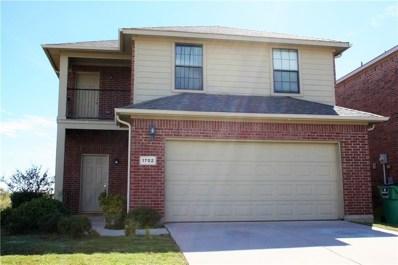 1702 Summit Hill, Howe, TX 75459 - #: 13960483