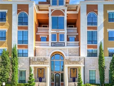 8616 Turtle Creek Boulevard UNIT 203, Dallas, TX 75225 - MLS#: 13961080