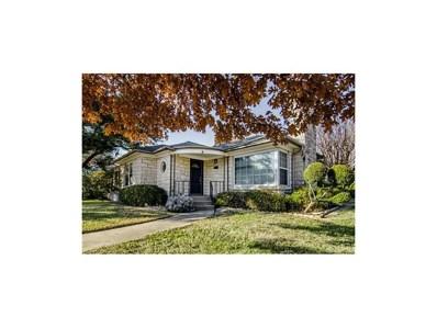 6043 Monticello Avenue, Dallas, TX 75206 - MLS#: 13961666