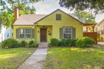 4113 Curzon Avenue, Fort Worth, TX 76107 - MLS#: 13962247
