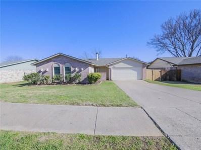 3608 Palomino Drive, Arlington, TX 76017 - MLS#: 13962490