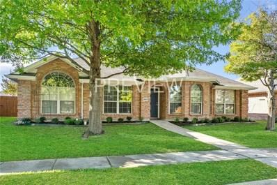 4913 Spanishmoss Drive, McKinney, TX 75070 - MLS#: 13962504