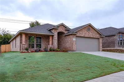125 Wilson Cliff Drive, White Settlement, TX 76108 - #: 13962703