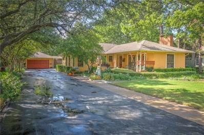 1815 N Bell Avenue N, Denton, TX 76209 - #: 13962760