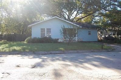 609 W Lone Star Avenue W, Cleburne, TX 76033 - #: 13962934