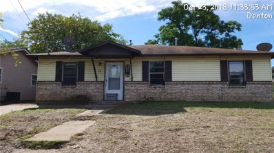 628 Park Lane, Denton, TX 76205 - MLS#: 13963032