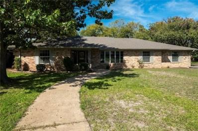 1401 Crescent Drive, Sherman, TX 75092 - MLS#: 13963440