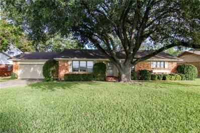 1014 N Bonnie Brae Street N, Denton, TX 76201 - #: 13964563
