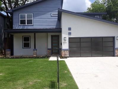 6714 Prosper Street, Dallas, TX 75209 - MLS#: 13965460
